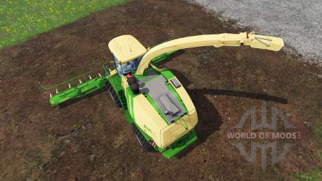 Krone Big X 1100 [mouse controlled] v2.0 for Farming Simulator 2015