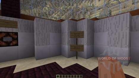 Dome defense for Minecraft