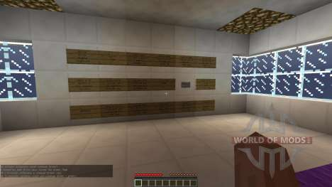 Pillars PvP Survival Map for Minecraft