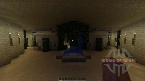 The Wayne Manor for Minecraft