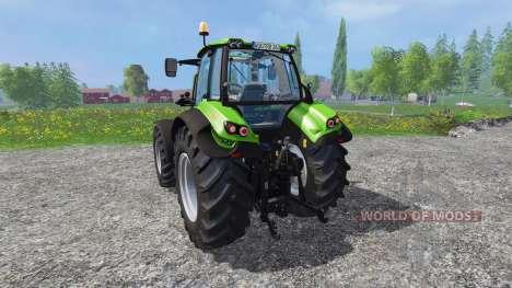 Deutz-Fahr Agrotron 7210 TTV for Farming Simulator 2015