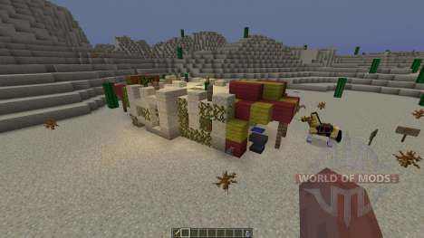 Nomads House for Minecraft
