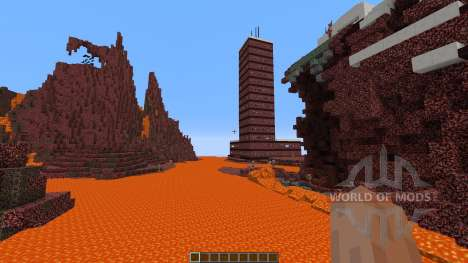 Netherion for Minecraft