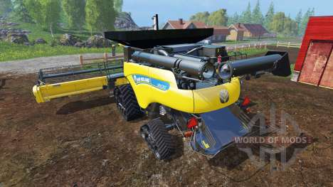 New Holland CR10.90 [crawler] v2.5 for Farming Simulator 2015