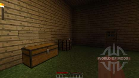 The survival place for Minecraft