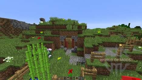 Hobbiton Settlement for Minecraft