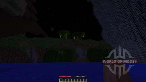 Uzuri Carnivorous Jungle for Minecraft