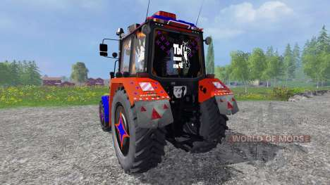 MTZ-82.1 tuning for Farming Simulator 2015