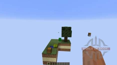 Skyblock by swipeshot for Minecraft