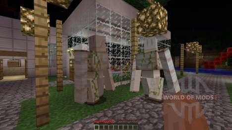 My cool world for Minecraft