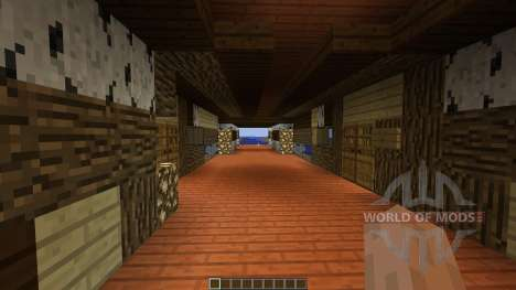 Fishing Dock for Minecraft