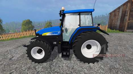 New Holland TM 175 for Farming Simulator 2015