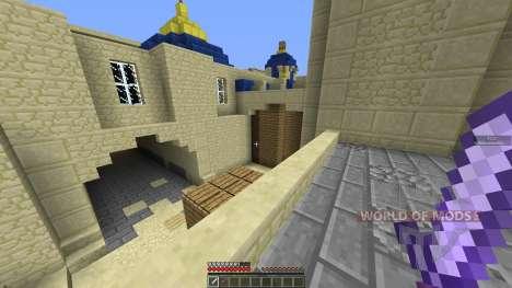MineWars Minecraft PVP mini-game for Minecraft