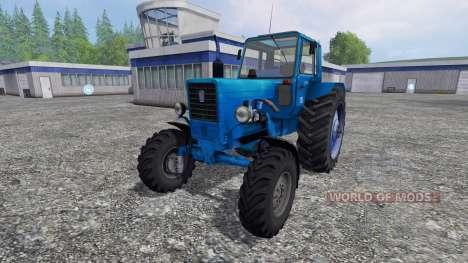 MTZ-82 Belarusian for Farming Simulator 2015