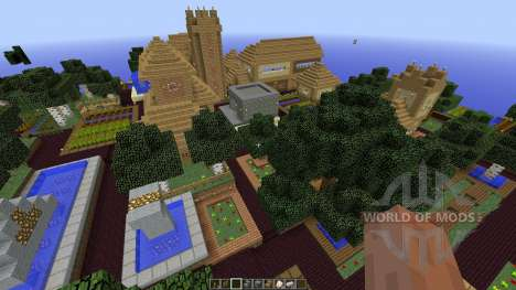 Draya Village for Minecraft