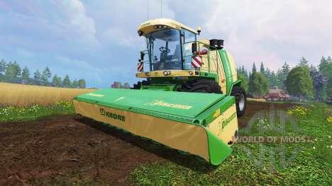 Krone Big X 1100 [100.000 capacity] for Farming Simulator 2015