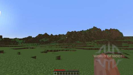Spearwood Islands for Minecraft