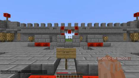 Dwa Zamki Two Castles for Minecraft