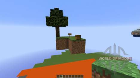 SkyBlock Unlimeted Update for Minecraft