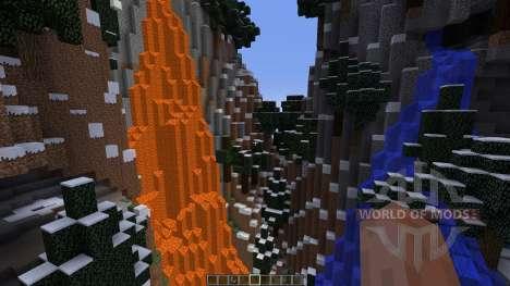 World Of Wonder Beautiful Minecraft World for Minecraft