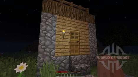 Rienn Island for Minecraft