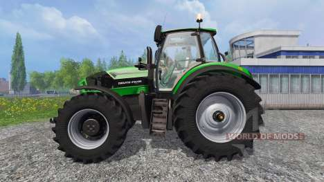 Deutz-Fahr Agrotron 7250 TTV v3.5 for Farming Simulator 2015