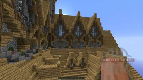 Big Medieval House for Minecraft