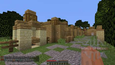 Wrath Of The Assassin for Minecraft