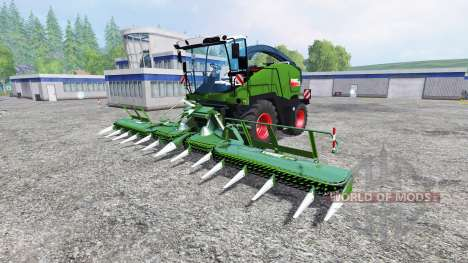 Fendt Katana 65 [pack] for Farming Simulator 2015