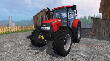 Case IH Maxxum 140 v3.0 for Farming Simulator 2015