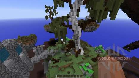 Meridia Heavens Peak for Minecraft