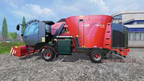 Kuhn SPV 48 for Farming Simulator 2015
