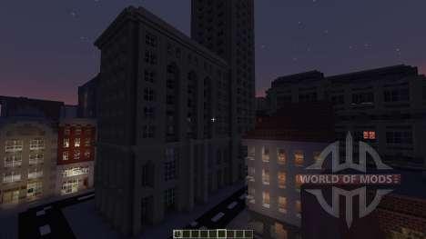 City of Inchmuir for Minecraft