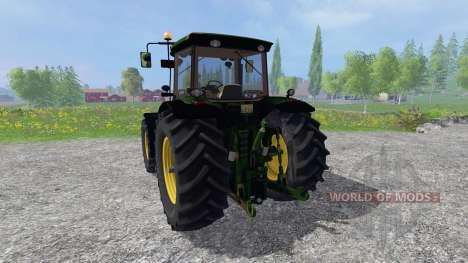 John Deere 7930 v2.0 for Farming Simulator 2015