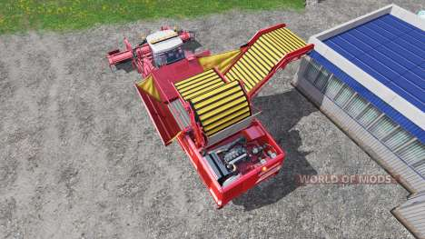 Grimme Tectron 415 [wide] for Farming Simulator 2015