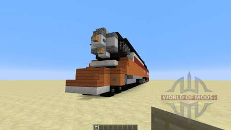 Southern Pacific for Minecraft