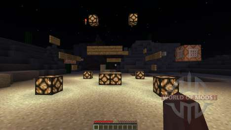 The Battle for Orwright Bunker for Minecraft