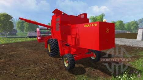 Zmaj 170 [beta] for Farming Simulator 2015