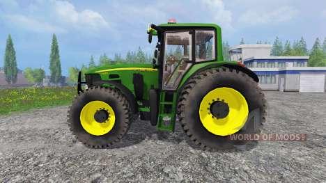 John Deere 7530 Premium for Farming Simulator 2015