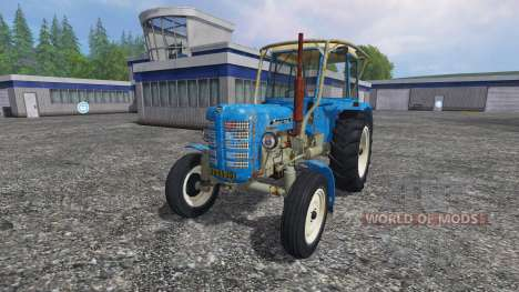 Zetor 4011 for Farming Simulator 2015