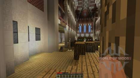 Traditional Synagogue for Minecraft