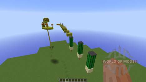 Melon Sprint for Minecraft
