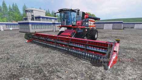 Case IH Axial Flow 9230s v1.2 for Farming Simulator 2015