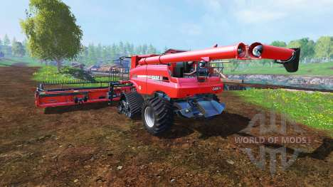 Case IH Axial Flow 9230 v1.1 for Farming Simulator 2015