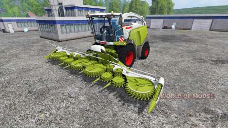 CLAAS Jaguar 980 [Orbis 900] for Farming Simulator 2015
