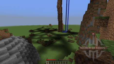Survival Games Deeb Map for Minecraft