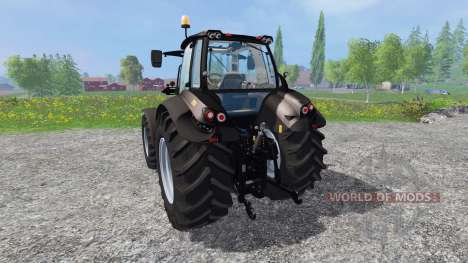 Deutz-Fahr Agrotron 7250 [warrior] v2.1 for Farming Simulator 2015