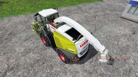CLAAS Jaguar 980 v2.0 for Farming Simulator 2015