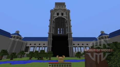 Castle Ketone for Minecraft