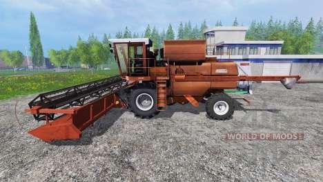 Don-1500 for Farming Simulator 2015
